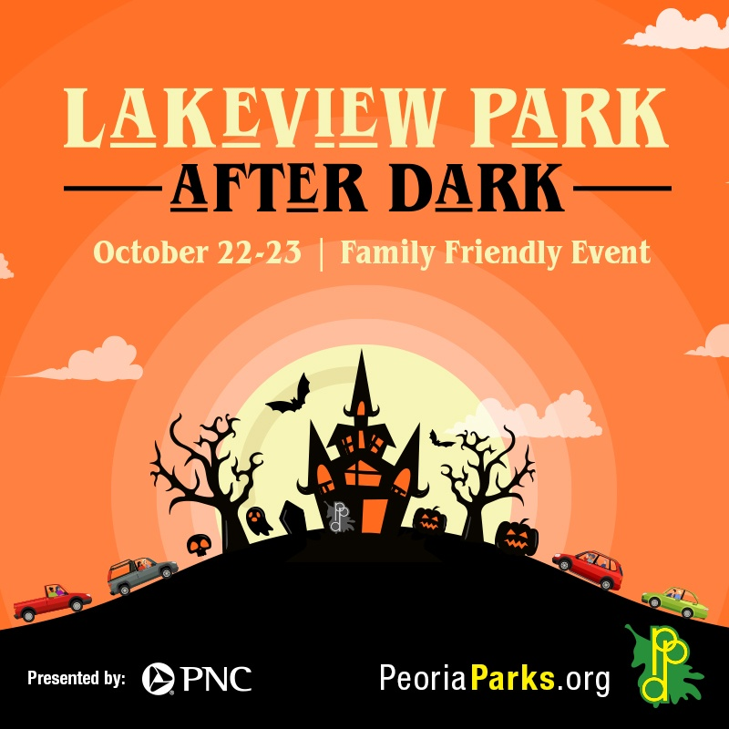 Lakeview Park After Dark