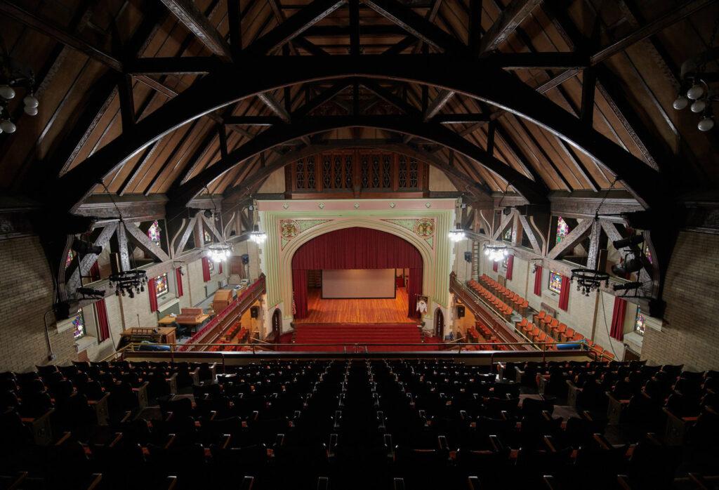 Scottish Rite Theatre - Peoria Illinois